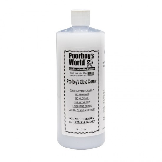 Poorboy's - World Glass Cleaner